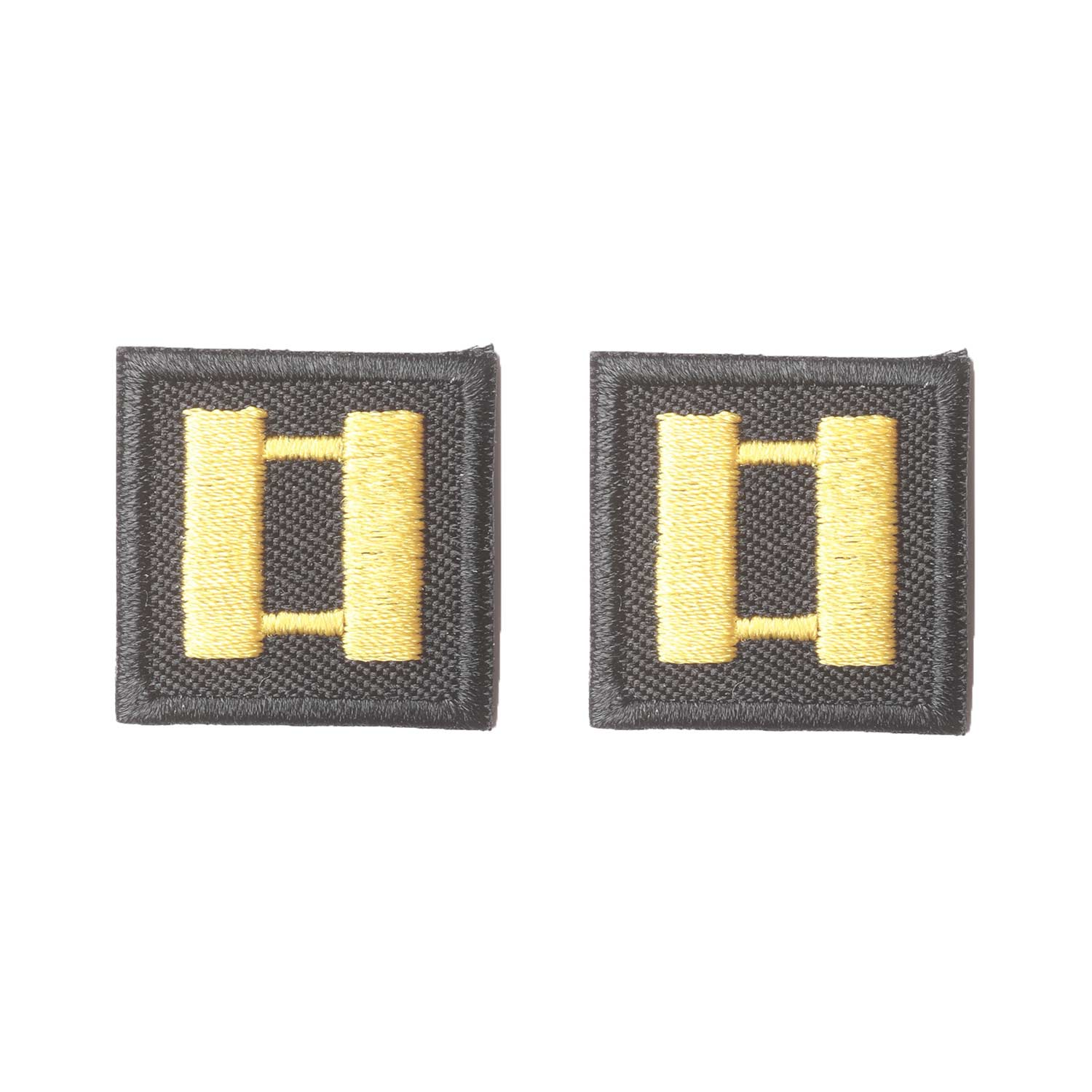 Penn Emblem Embroidered Collar Insignia Emblems