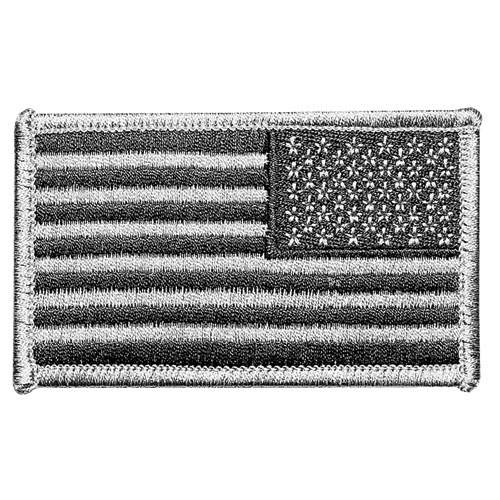 Hero's Pride Subdued American Flag Emblem for Right Sleeve