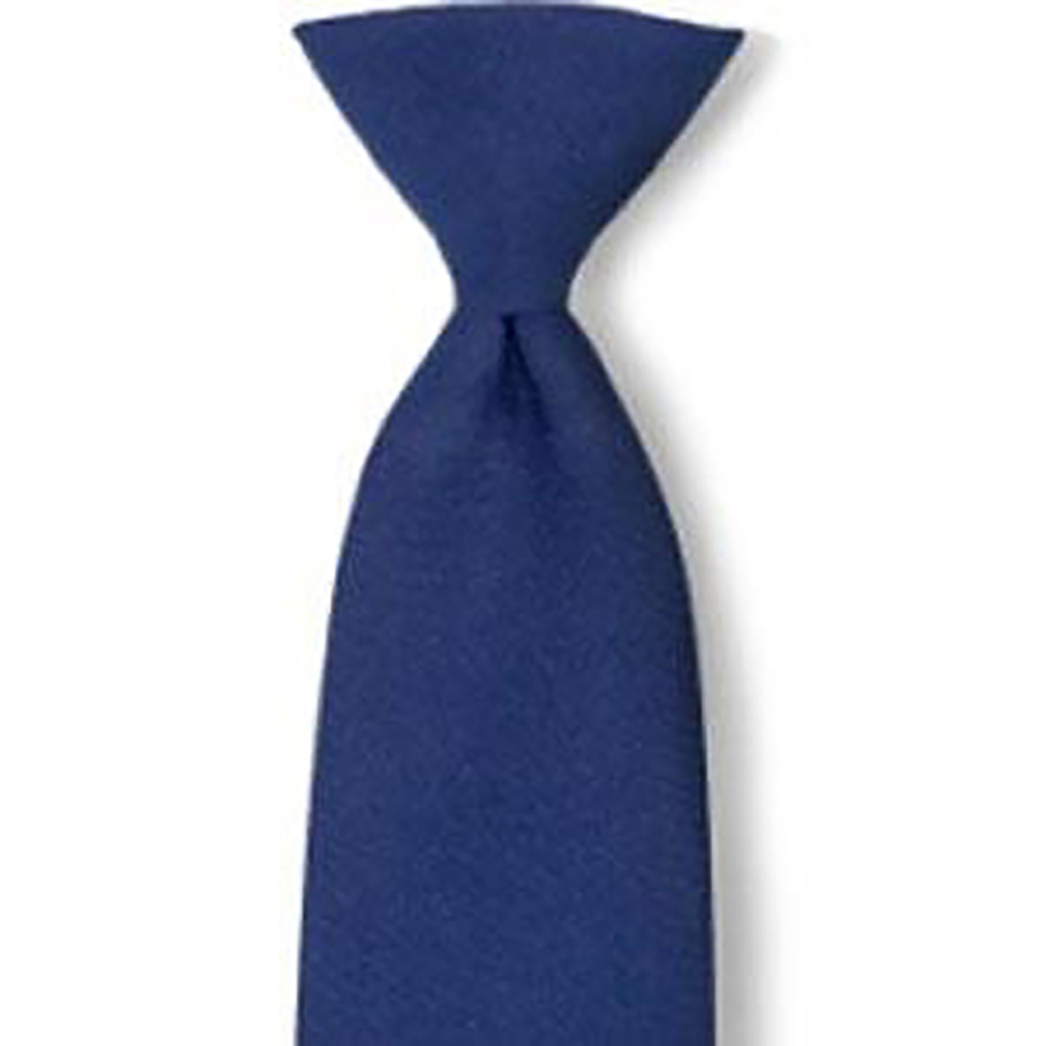 Samuel Broome Wool and Polyester Clip On Tie