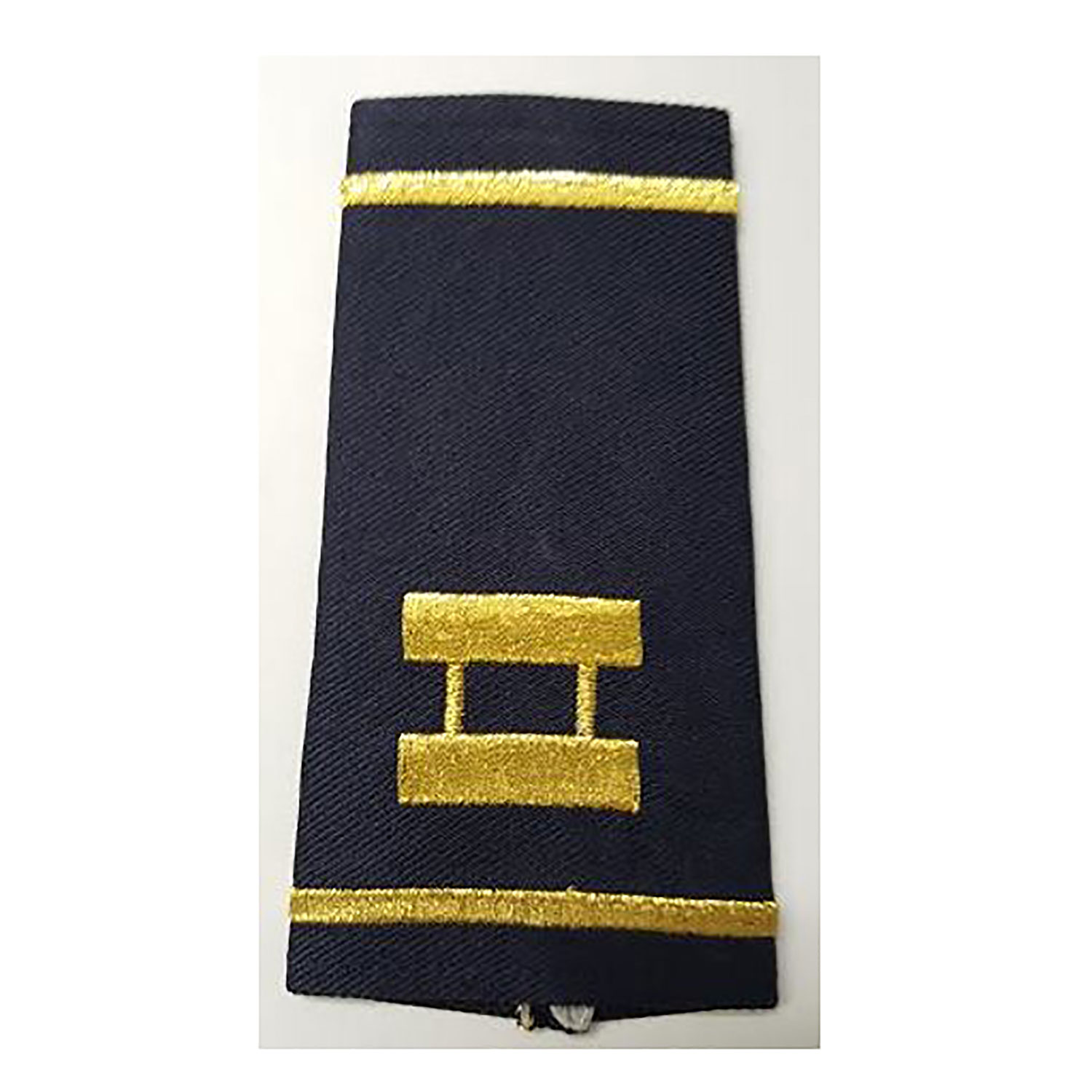 Premier Emblem Double Bar Captain Shoulder Boards