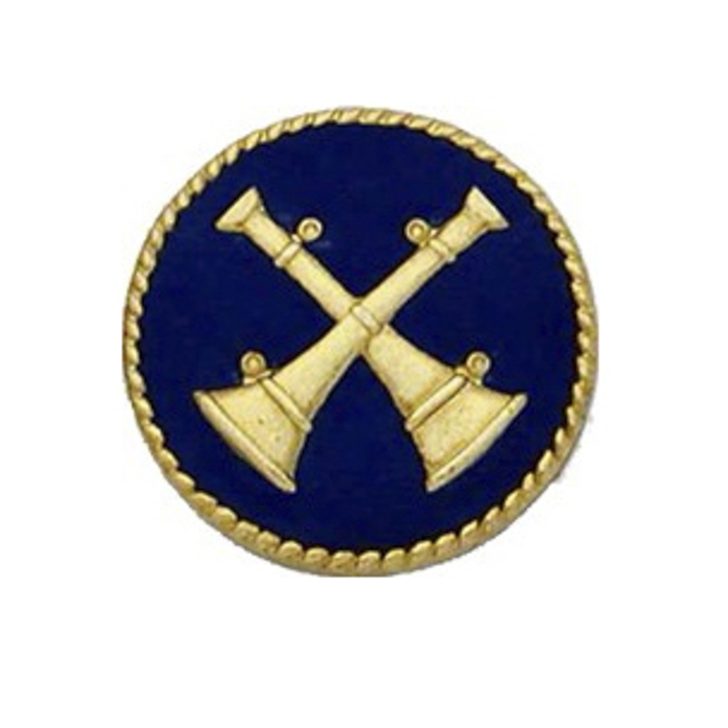 Smith & Warren Collar Insignia