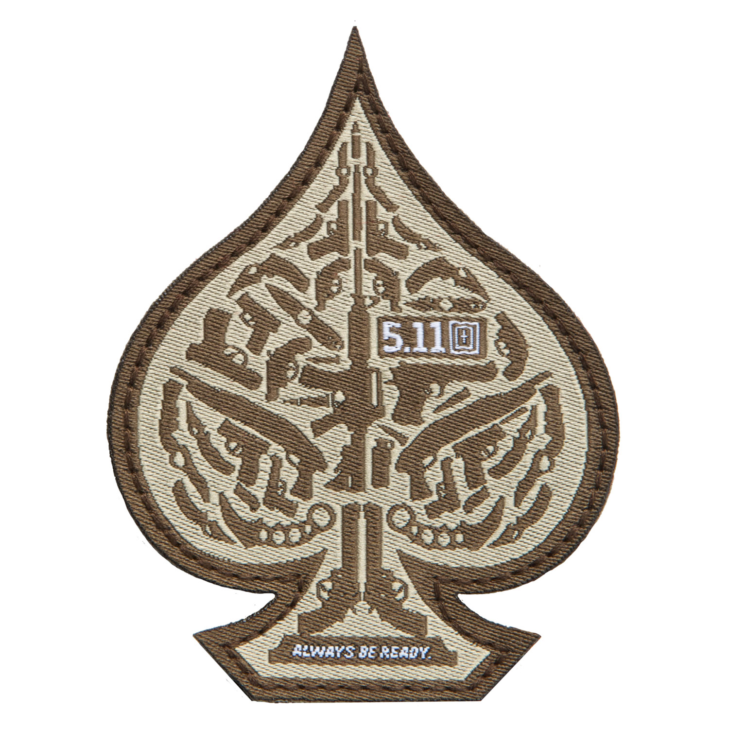 5.11 Tactical Spade Morale Patch