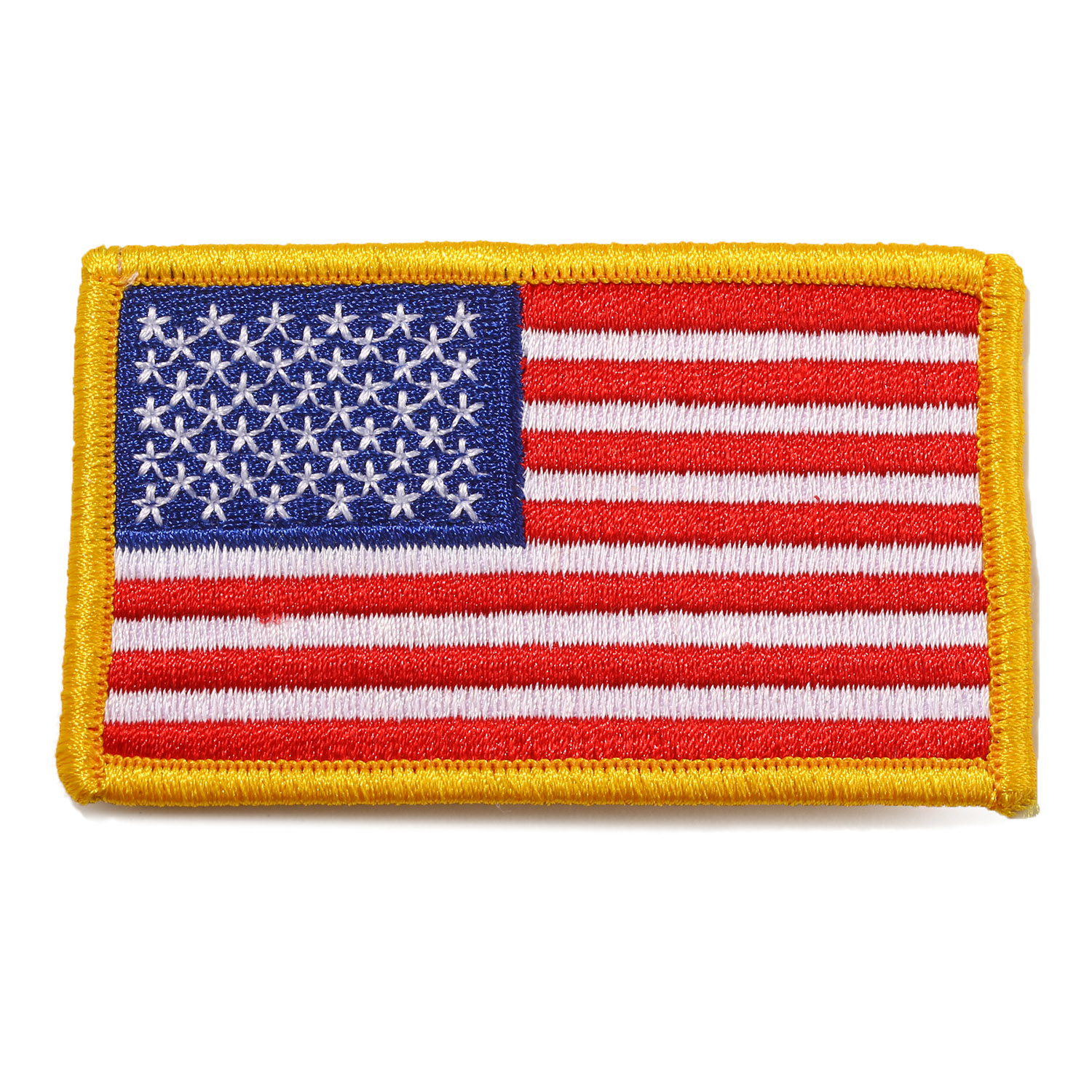 "LawPro Flag with Gold Border 3.5"" x 2"""