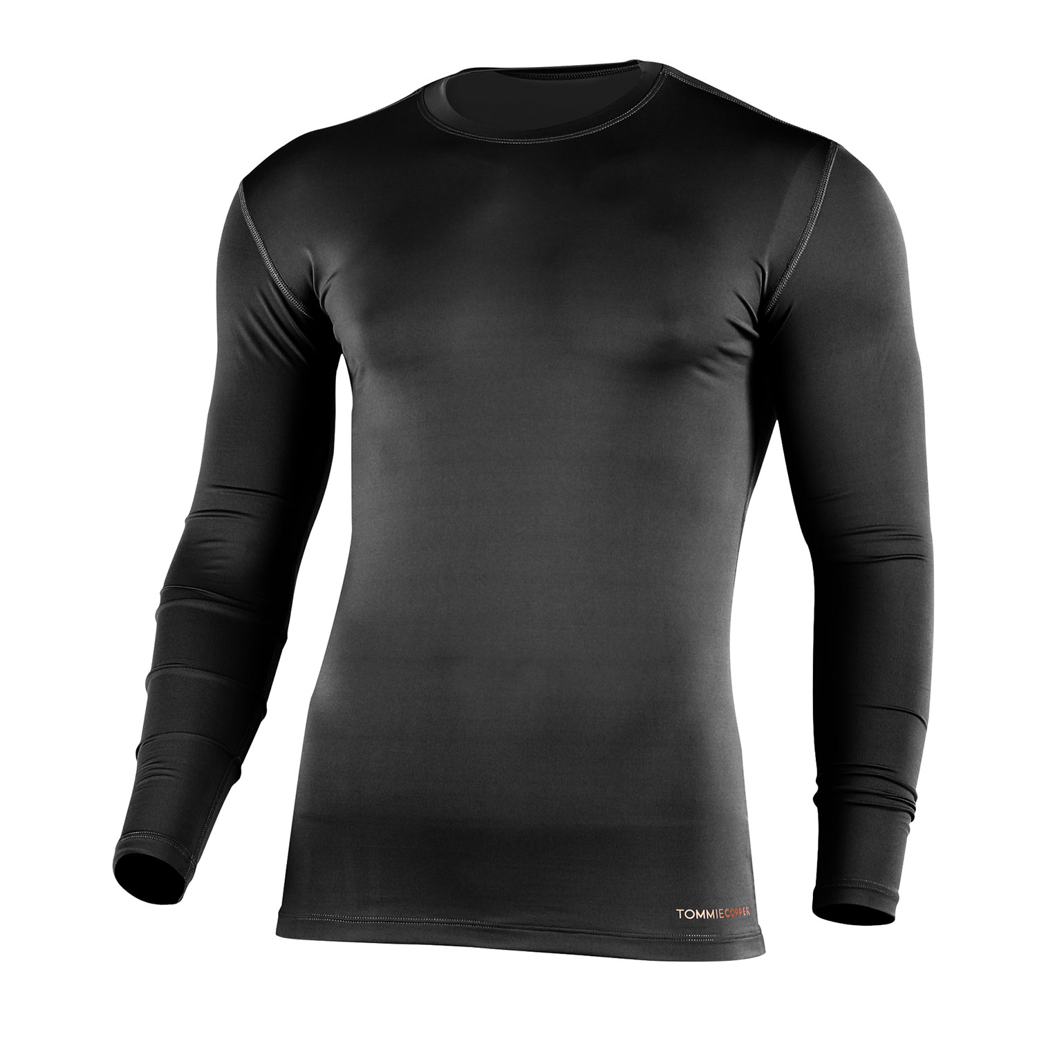 Tommie Copper Men's Long Sleeve Compression Shirt