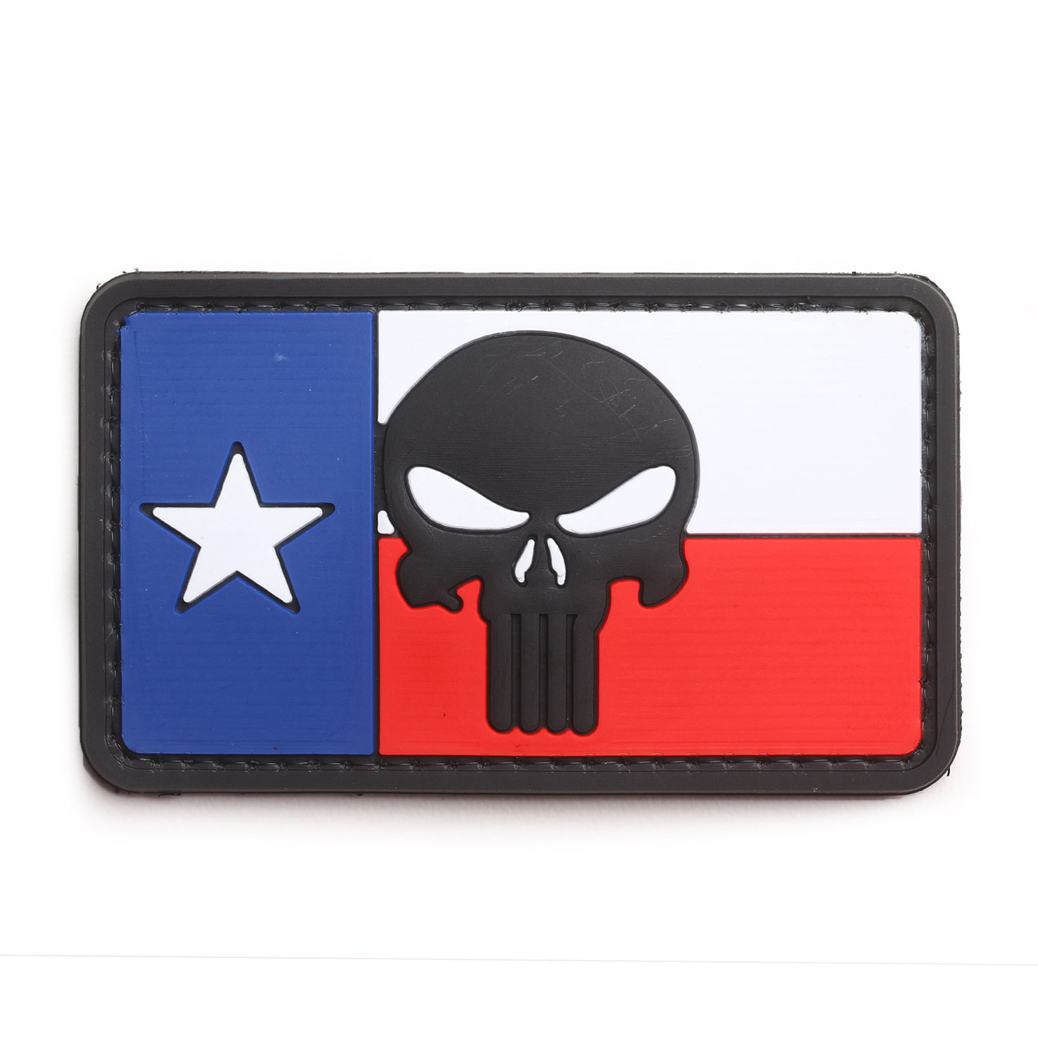 "5ive Star Gear ""Texas Flag Punisher"" Morale Patch"