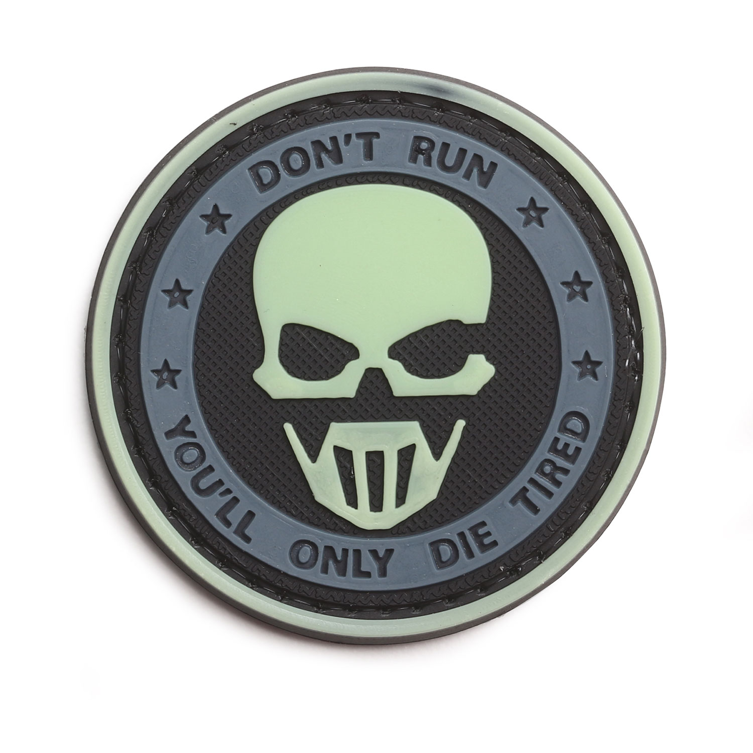 "5ive Star Gear Glow ""Don't Run"" Morale Patch"