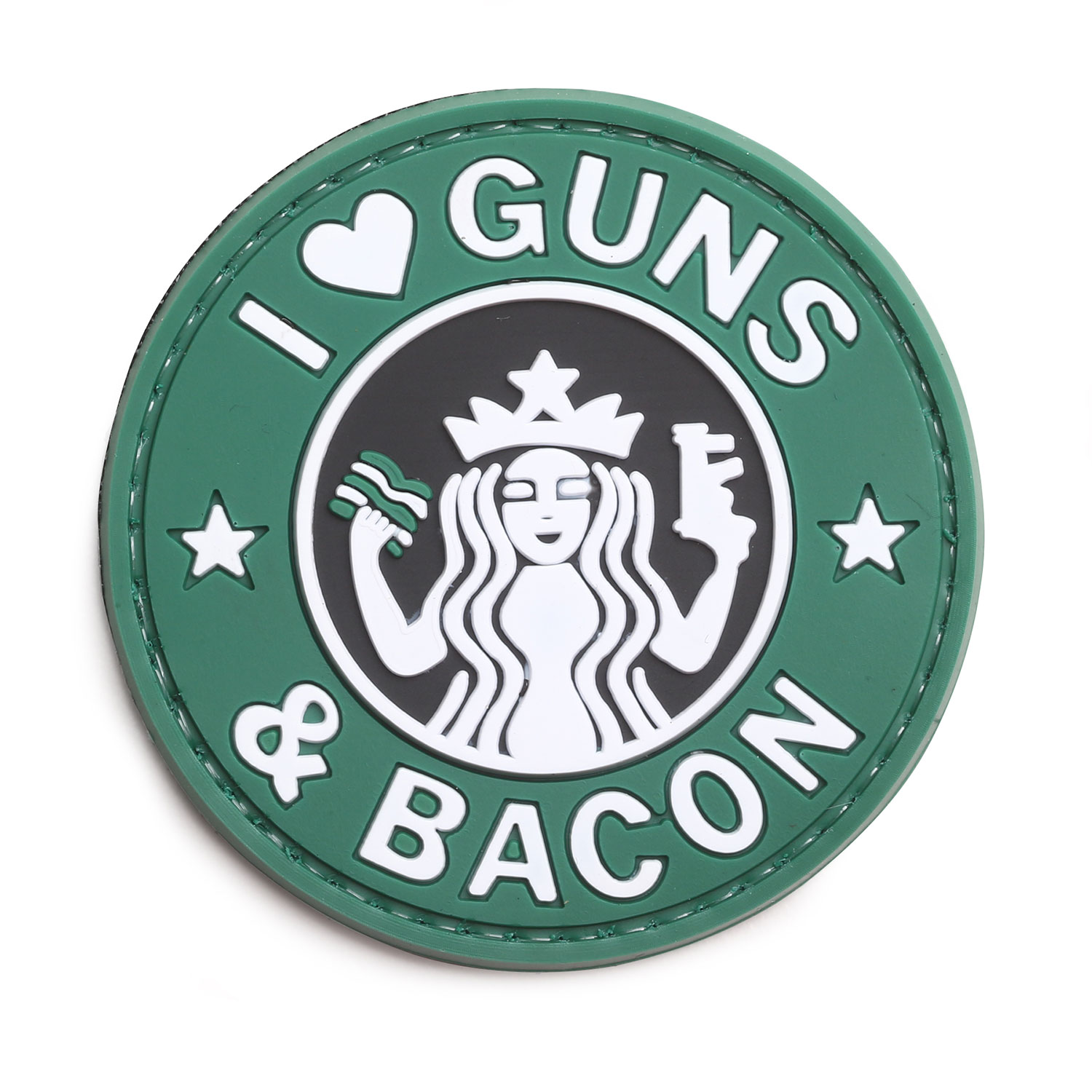 "5ive Star Gear ""Guns and Bacon"" Morale Patch"