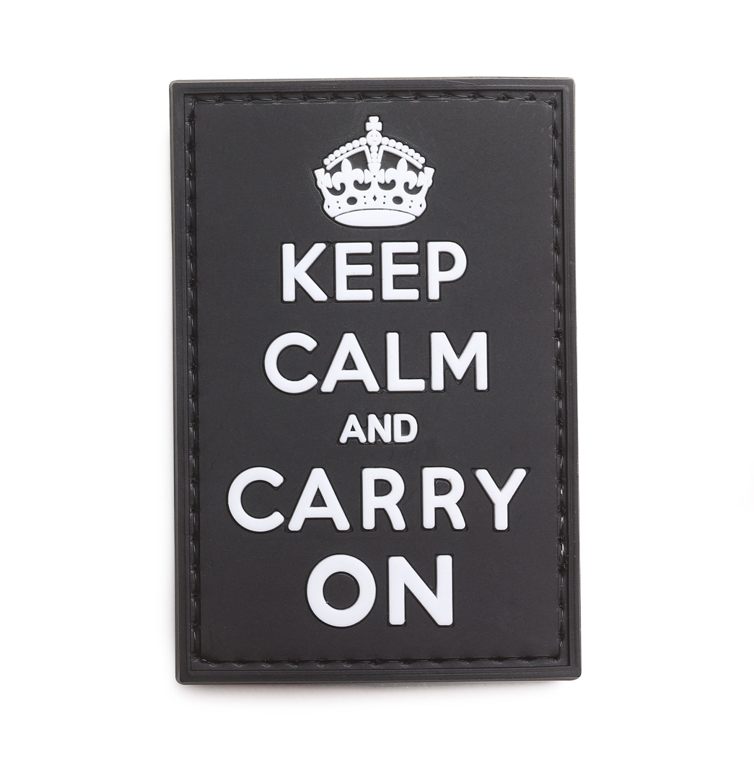 "5ive Star Gear ""Keep Calm and Carry On"" Morale Patch"