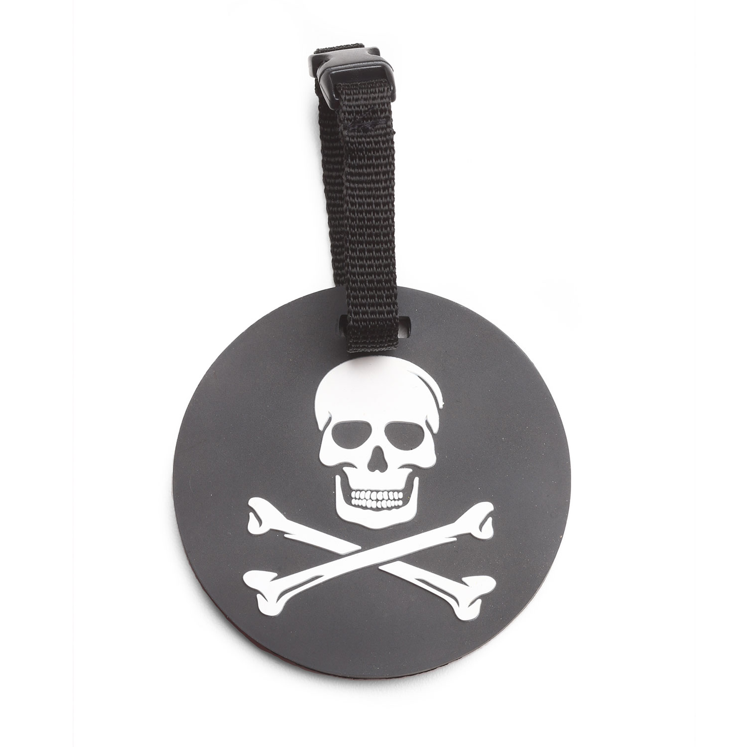 "5ive Star Gear ""Jolly Roger"" Luggage Tag"