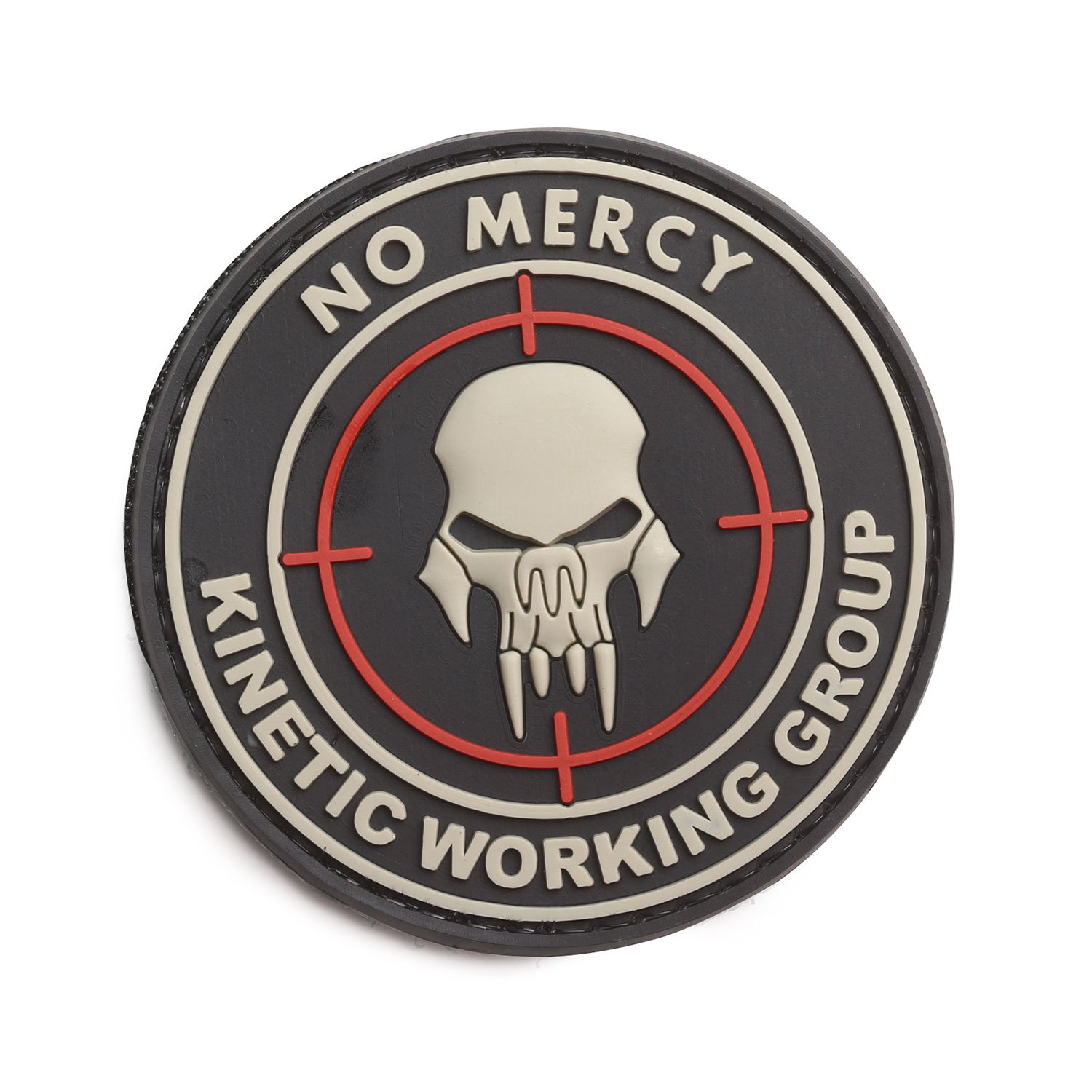 "5ive Star Gear ""No Mercy"" Morale Patch"