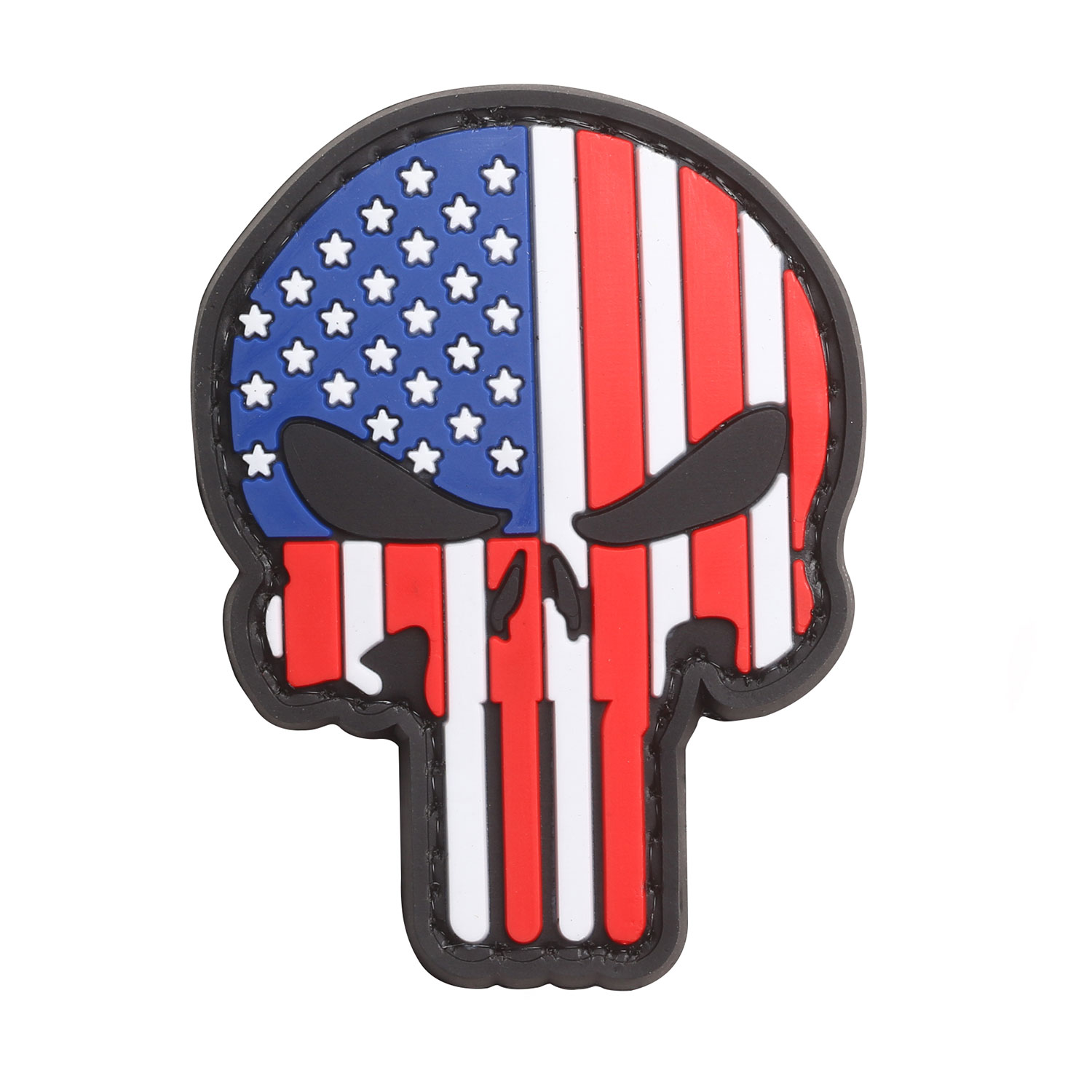 "5ive Star Gear ""Patriotic Punisher"" Morale Patch"