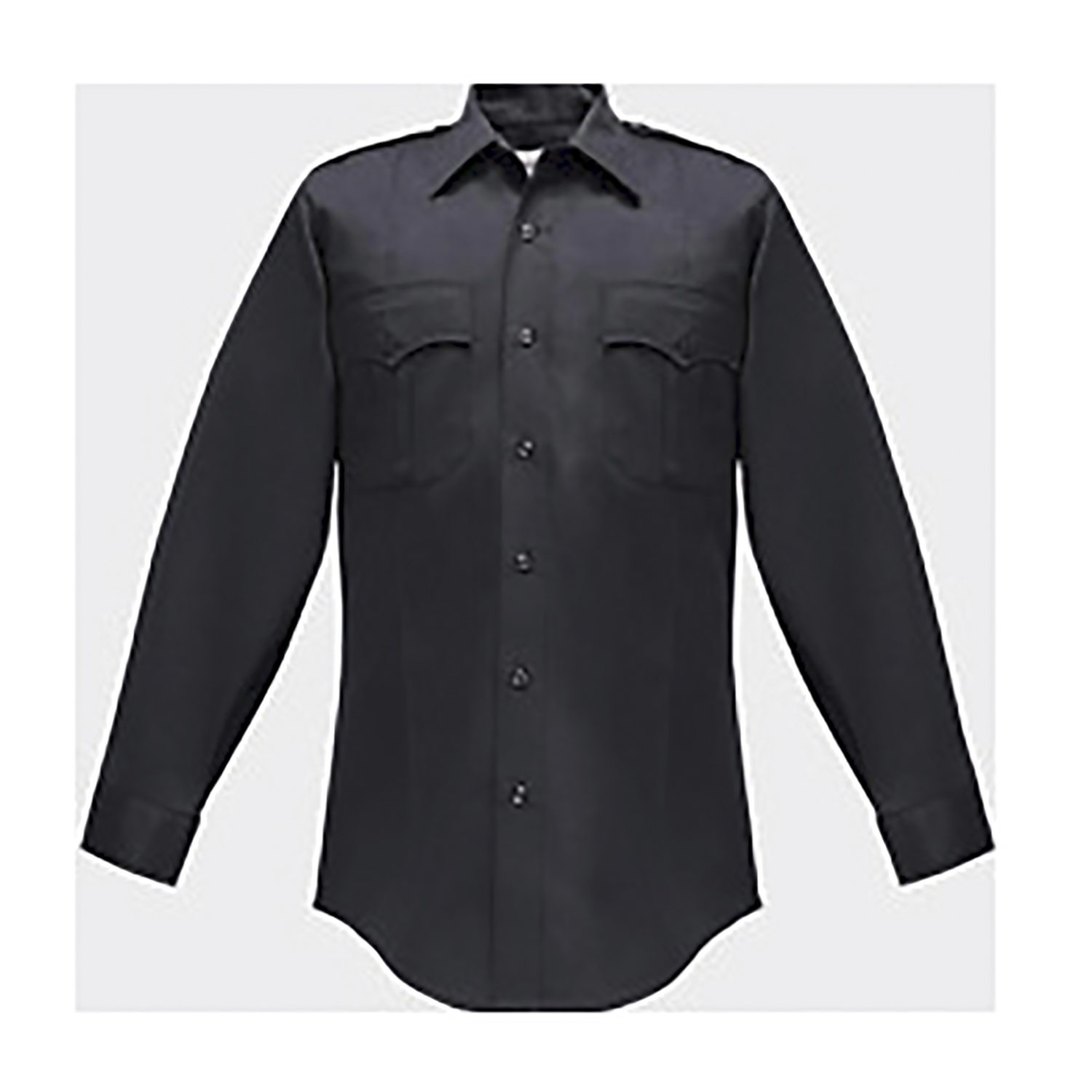Flying Cross Men's LAPD Uniform Long Sleeve Tactical Shirt