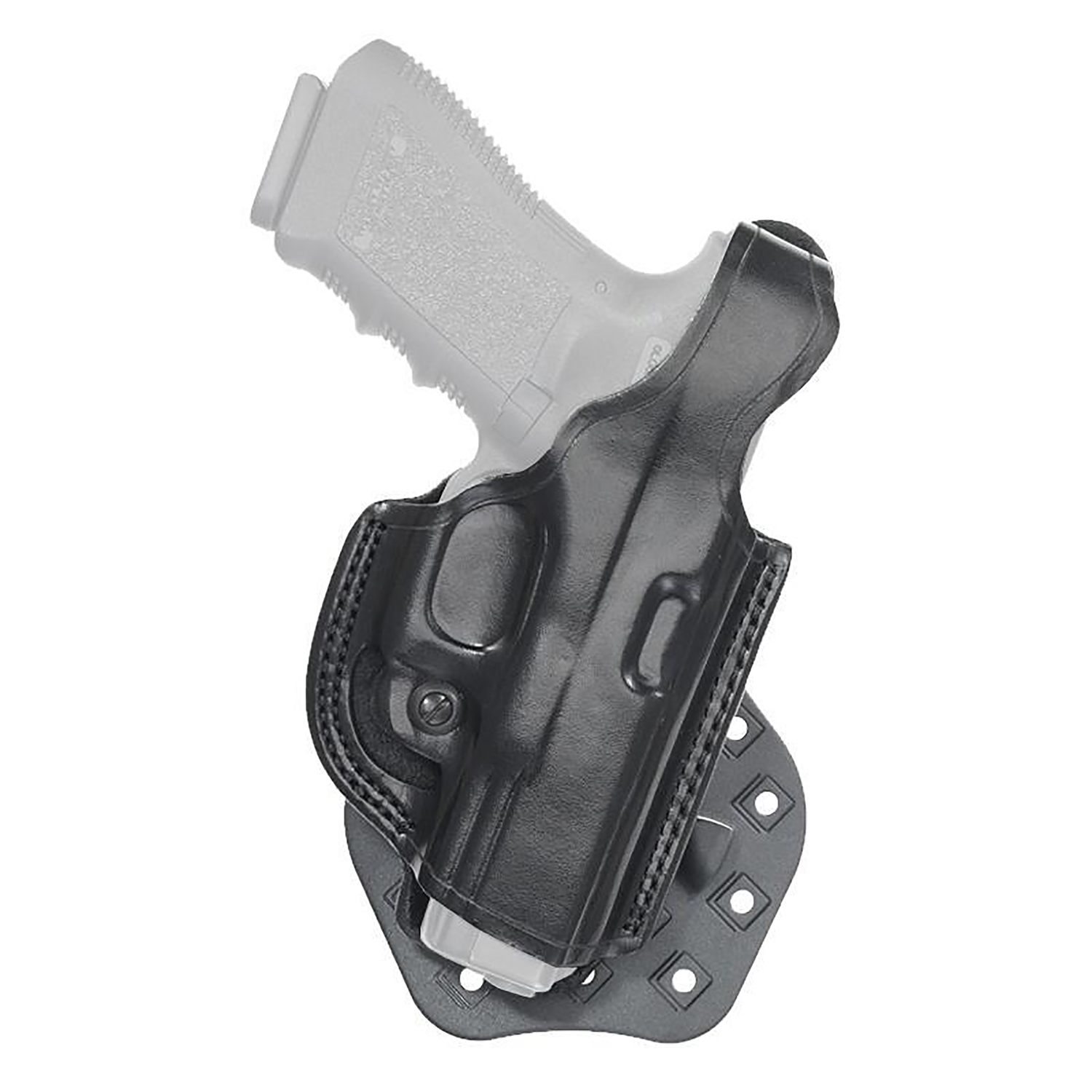 Aker 268a Flatside Paddle XR17 with Thumbstrap
