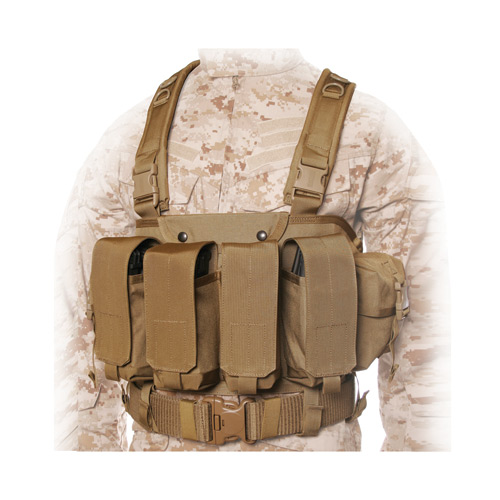 BLACKHAWK! Chest Pack w/ Magazines