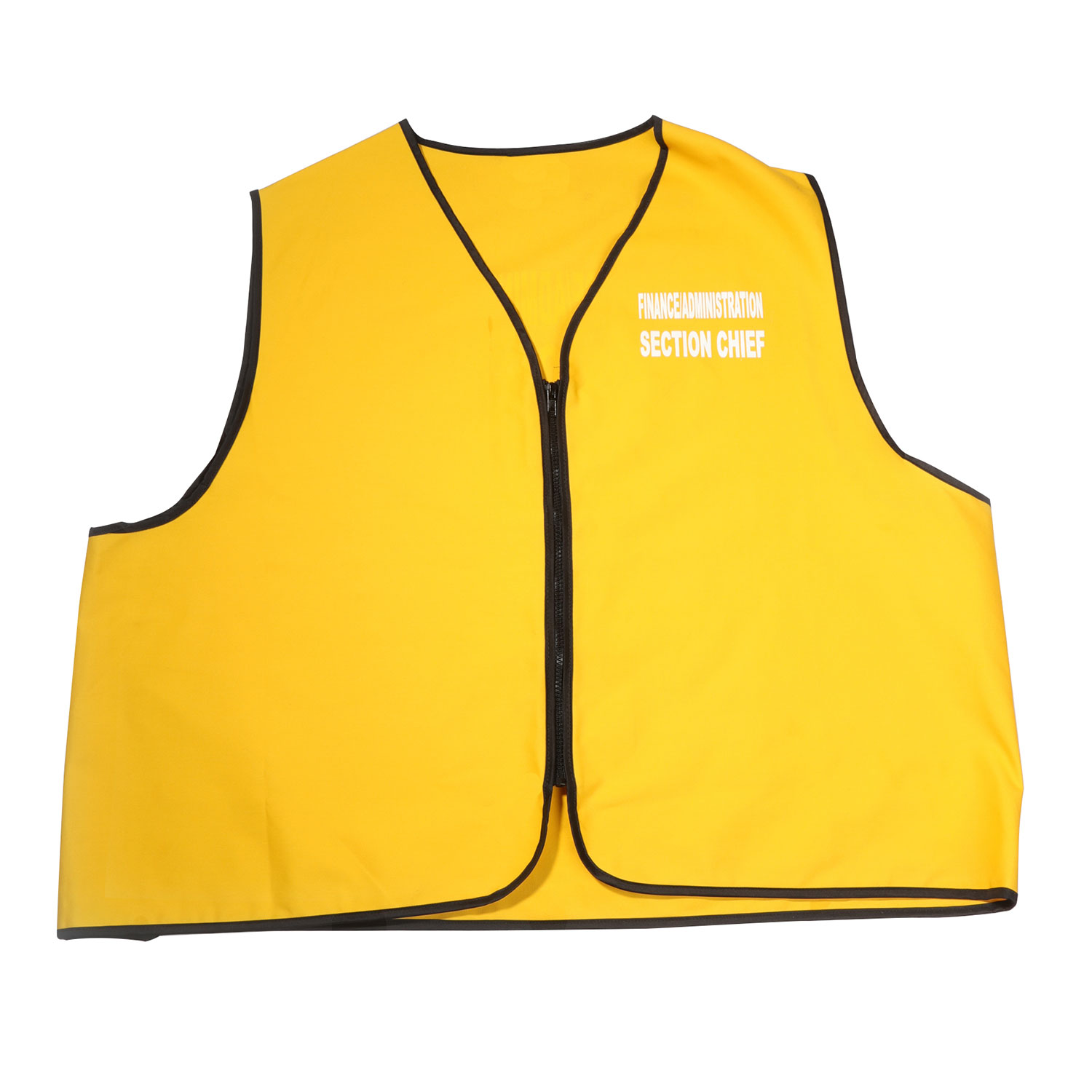 Galls Safety Vest with Zipper