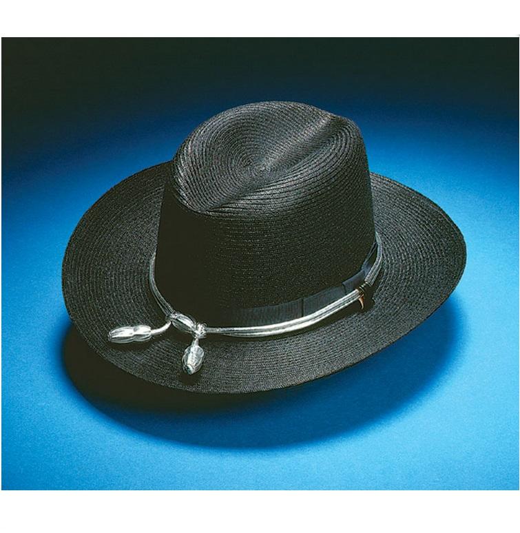 d3ac0fe317141 STRATTON S42 DB DOUBLE BRIM STRAW SHERIFF HAT