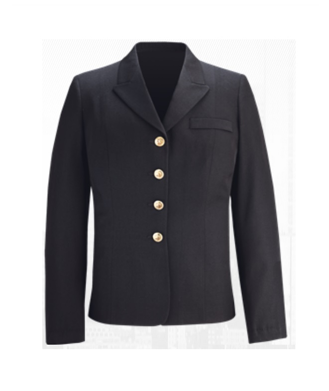 FLYING CROSS 4800SDC WOMEN'S SINGLE BREASTED DRESS COAT