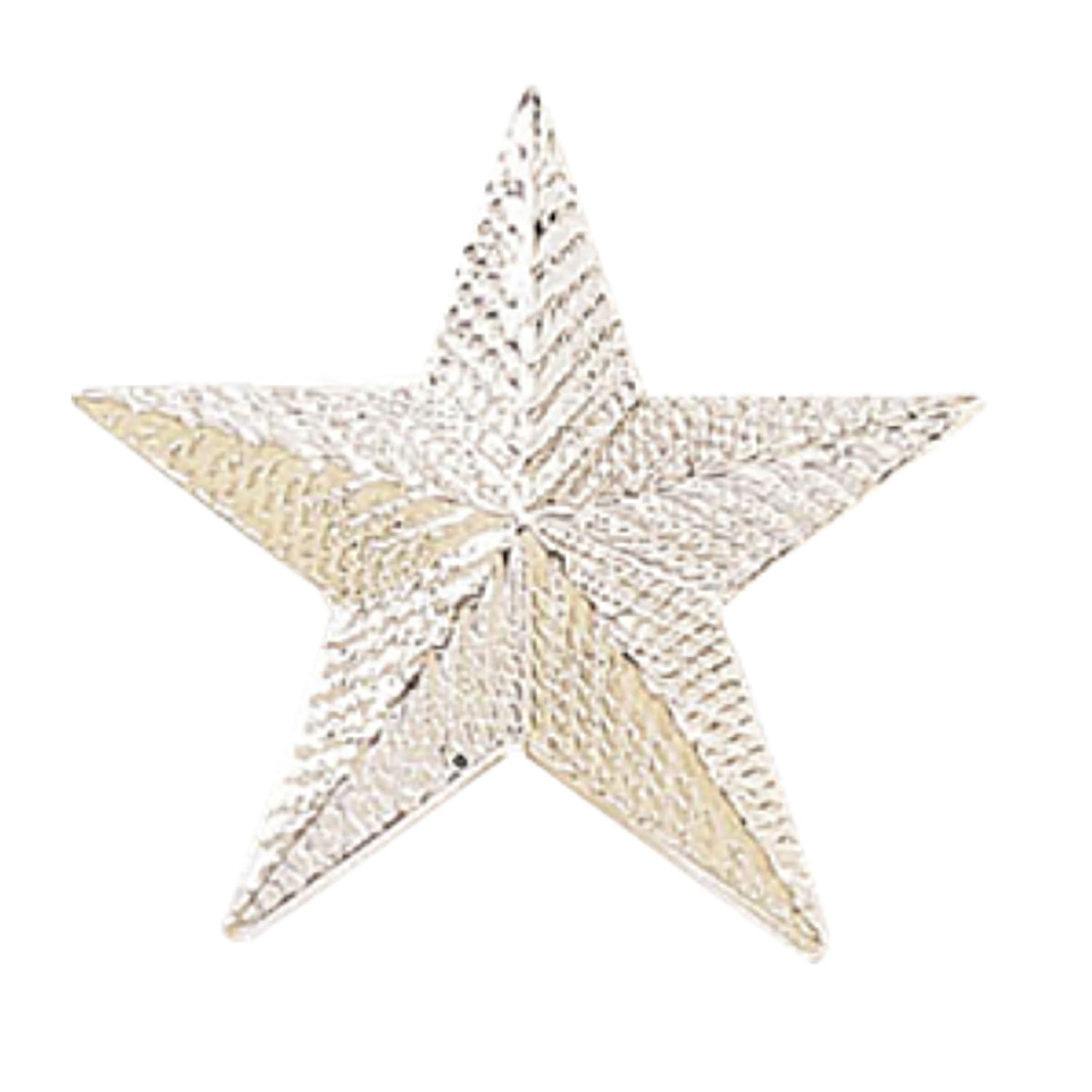 Blackinton Embossed Five Point Star