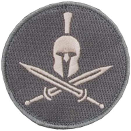 Mil-Spec Monkey Spartan Helmet Patch