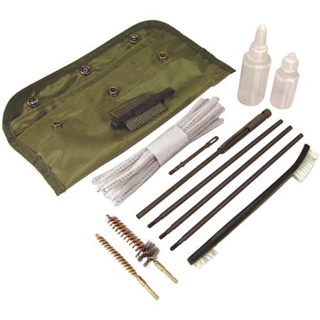 PS PRODUCTS BullsEye AR15/M16 Gun Cleaning Kit