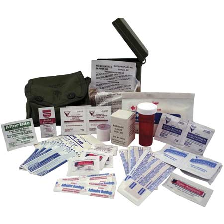 Elite First Aid Individual First Aid Kit