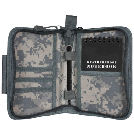 Fox Tactical Field Notebook/Organizer Case