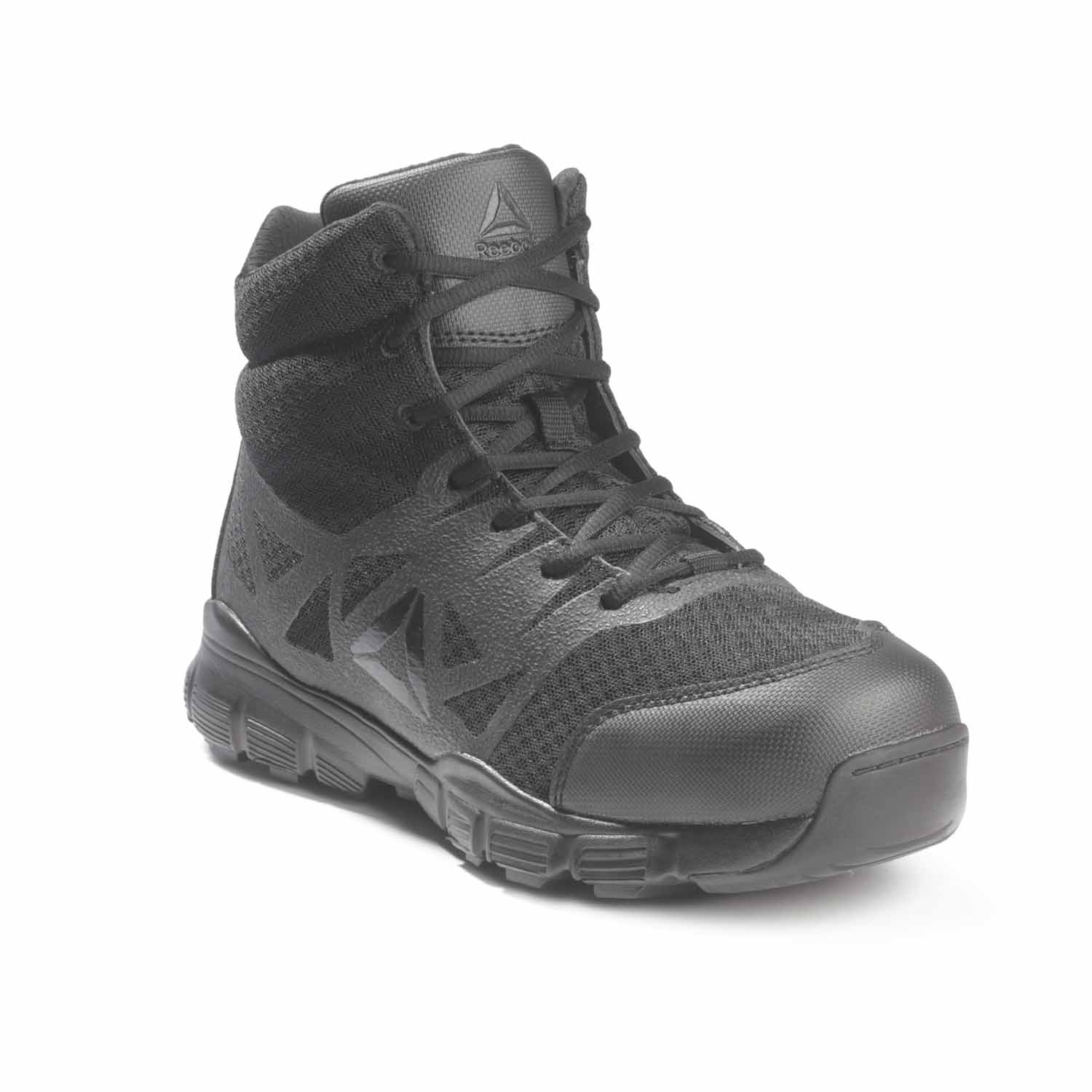 "Reebok 6"" Dauntless Ultra-Light Side-Zip Duty Boots"