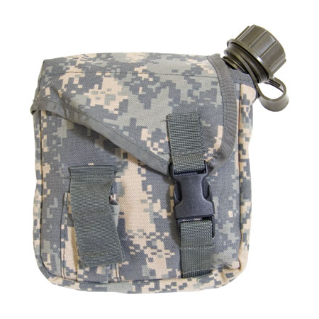 5IVE Star Gear MOLLE 2QT Canteen Cover