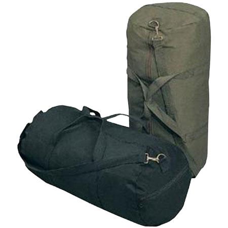 75d09b04df Humvee Canvas Zipper Duffle Bag