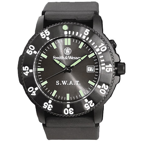 Smith & Wesson SWAT Watch w/Backlight