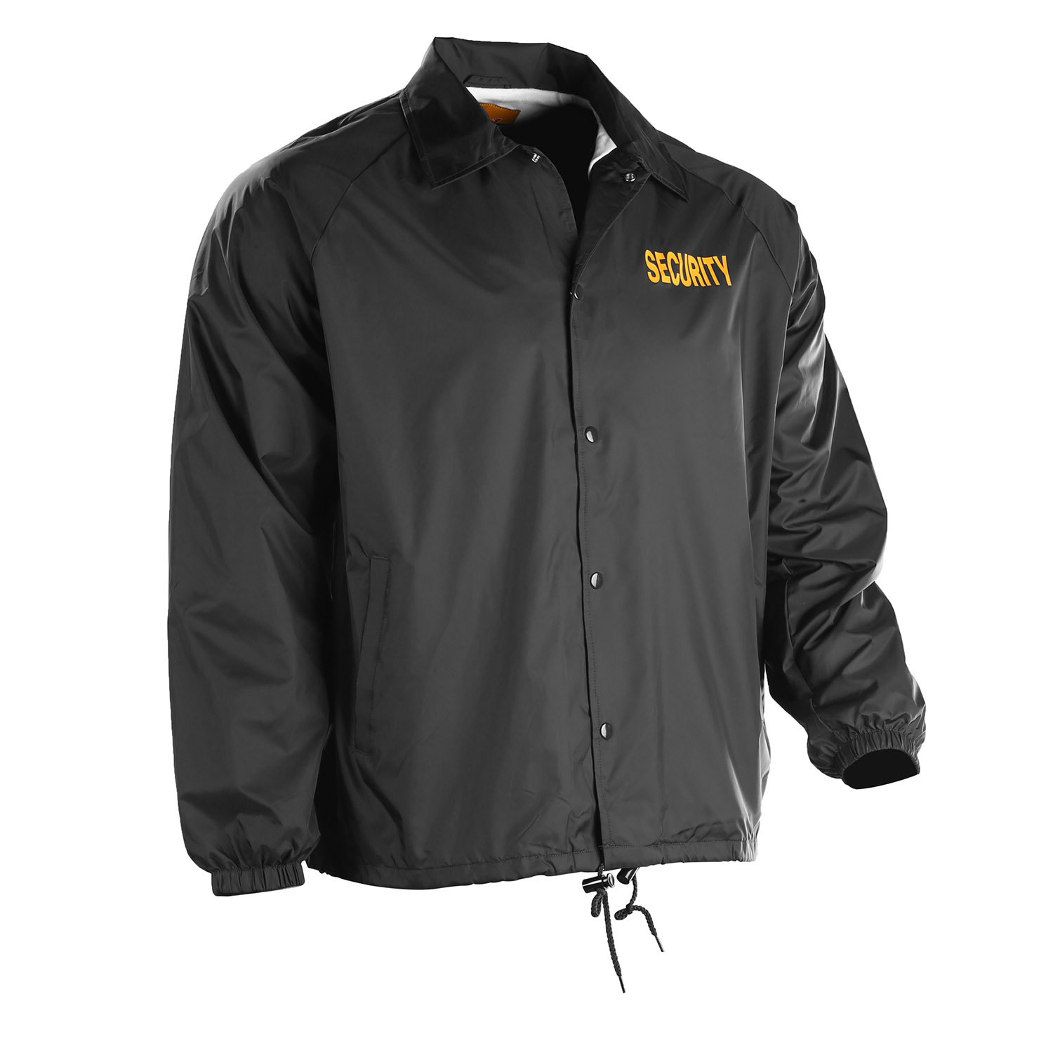 SOLAR-1 Windbreaker with Security Logo