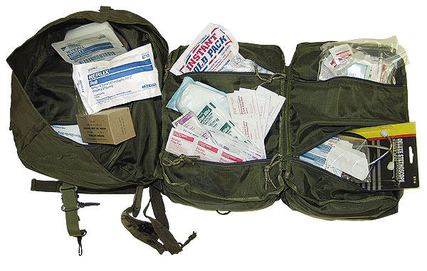 Elite First Aide M17 Medic Bag