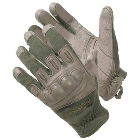BLACKHAWK! Fury Commando HD Gloves w/Kevlar