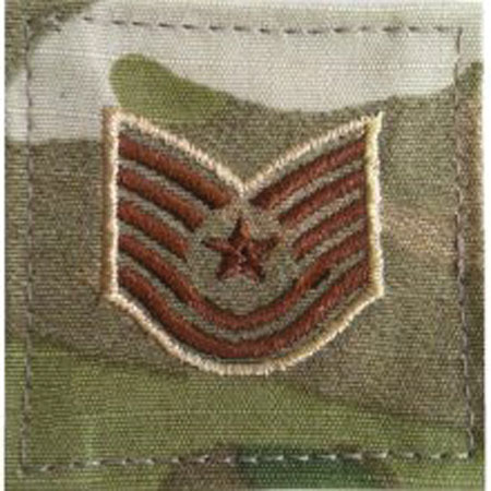 BasicGear Air Force C427:C494MultiCam Rank (Single)