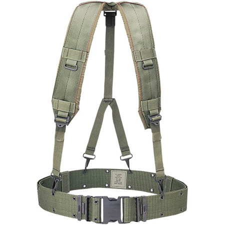 BasicGear Y-Type ALICE Suspenders