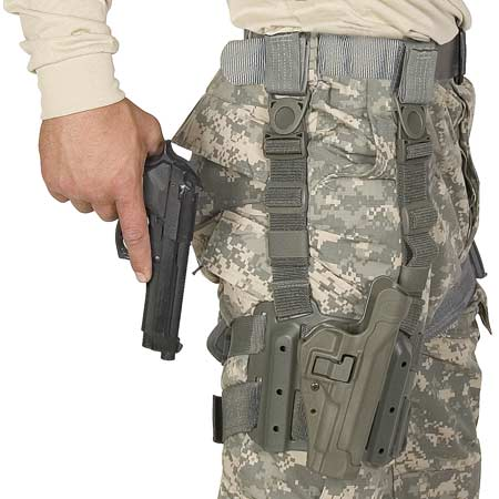 BLACKHAWK! Tactical Serpa Holster