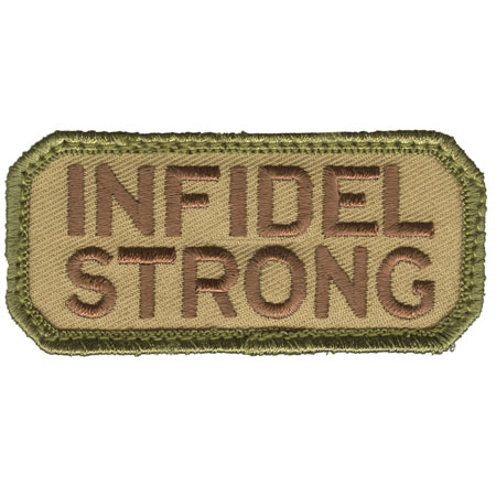 Mil-Spec Monkey Infidel Strong Patch