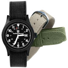 35eee177d Smith   Wesson 3-in-1 Military Inspired Watch