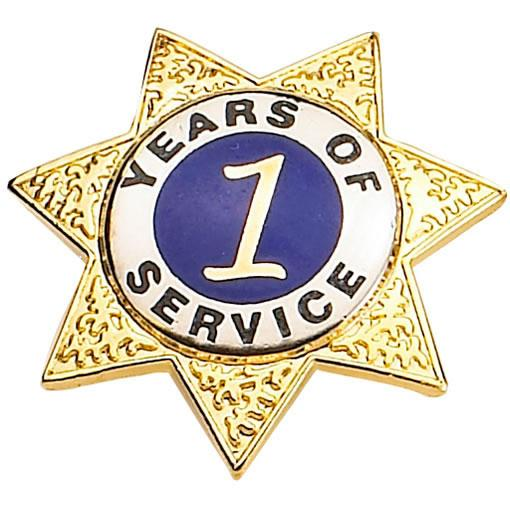 LawPro Years of Service Pins (6 Pack)