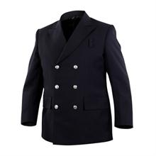 Elbeco Single Breasted 2 Pocket Polyester Blazer
