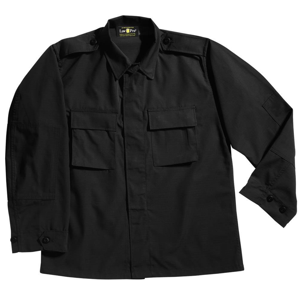 LawPro Super BDU Poly Cotton Rip Long Sleeve Shirt