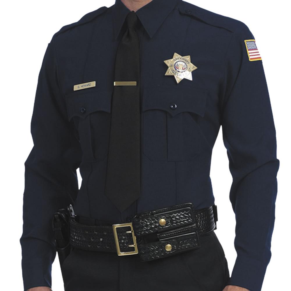 United Uniform Women S Polyflex Long Sleeve Shirt
