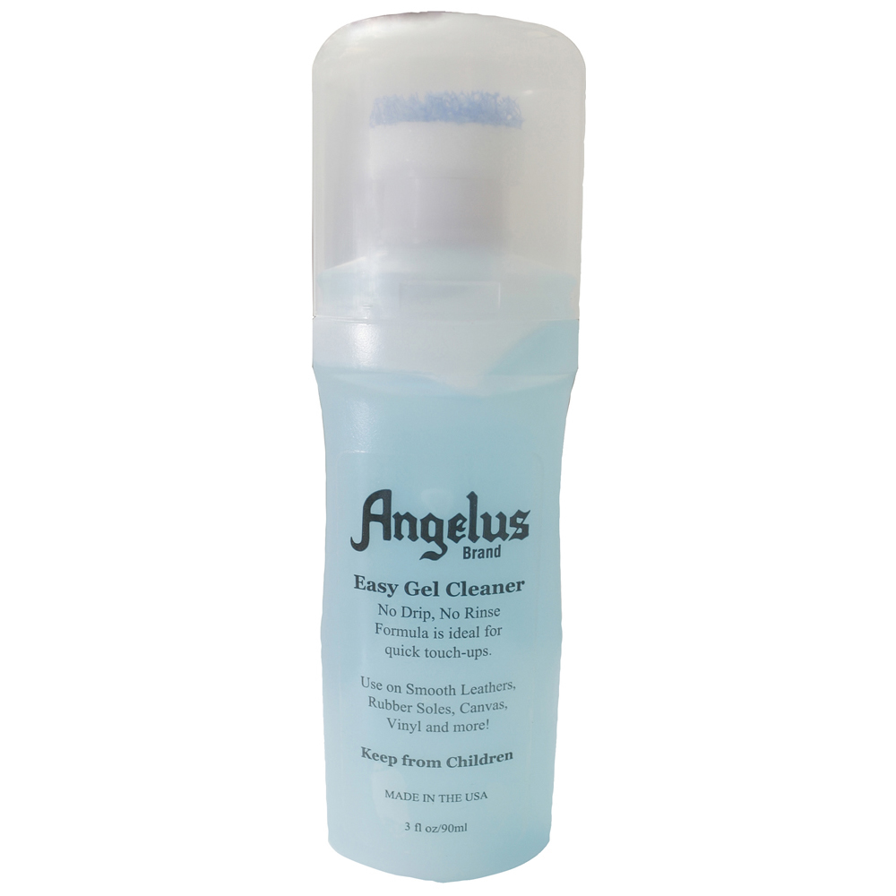 Angelus Blue Gel Boot and Shoe Cleaner