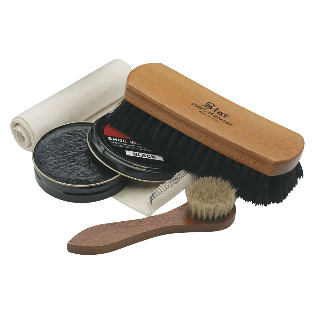 official store on feet images of exclusive deals LawPro Deluxe Shoe Shine Kit
