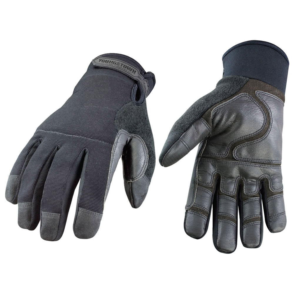 Youngstown Stealth Black Winter Glove