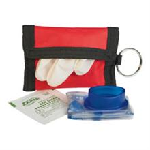 Elite First Aid CPR Key Chain Kit