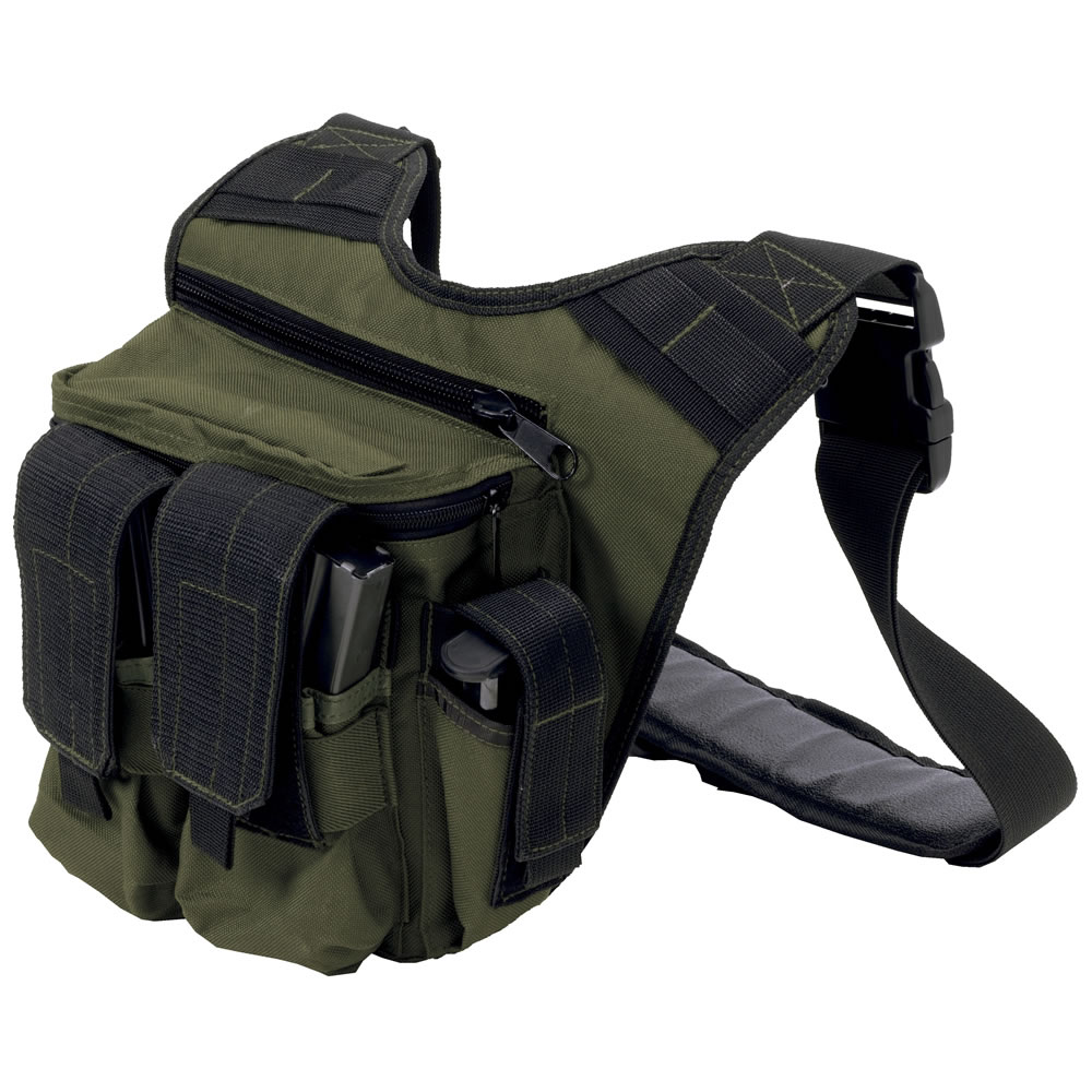 US PeaceKeeper Rapid Deployment Pack