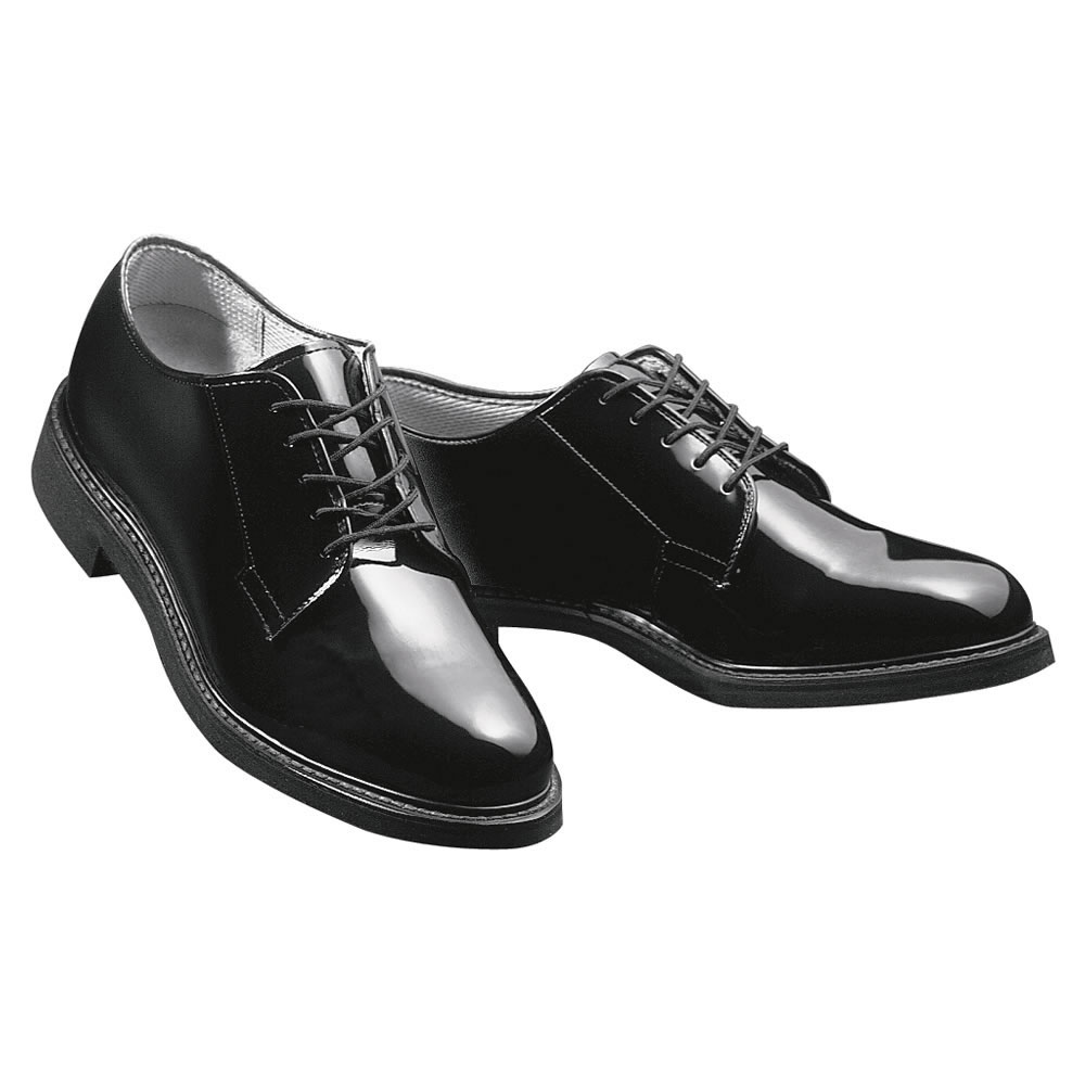 Bates Lites High Gloss Oxfords