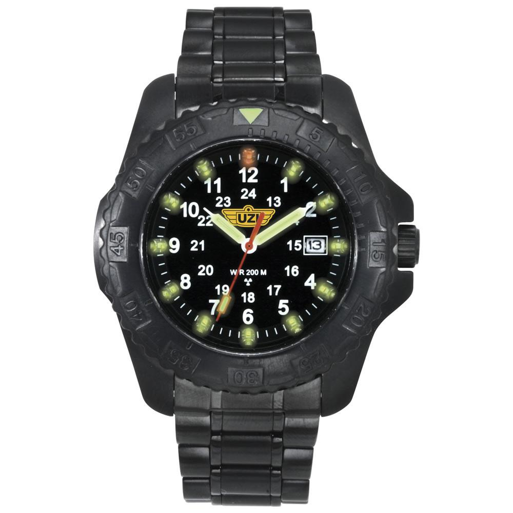UZI Protector Tritium Watch