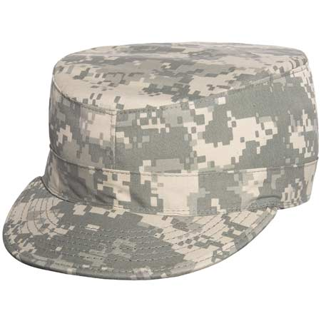 BasicGear ACU Cold Weather Patrol Cap